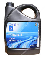 GM Genuine 10w40 Semi Synthetic 5L  масло моторное